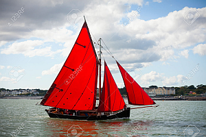 Folbot Sailboat