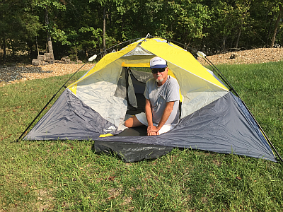 Ozark Trails Tent